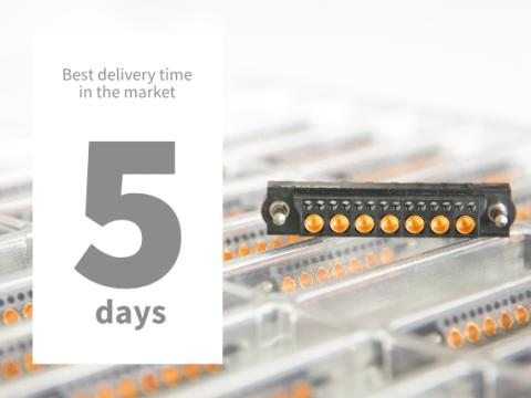 CMM 5 days delivery time