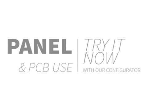 PANEL PCB USE TRY CONFIGURATOR