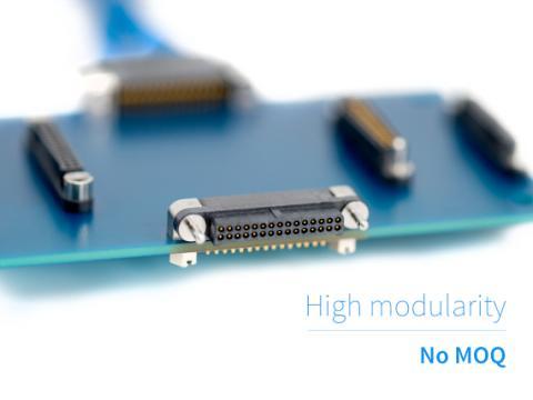 no moq high modularity