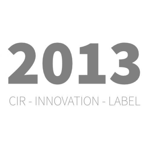 2013 CIR INNOVATION LABEL