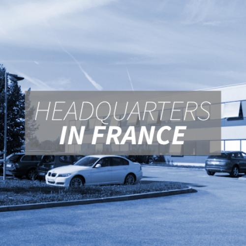 headquarters in france